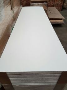 2000x620x9mm Knotless Pine Panels (Primed)